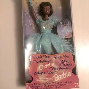 1998 Bubble Fairy Christie